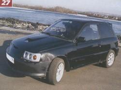 "Toyota Starlet ""Стерлядь"""
