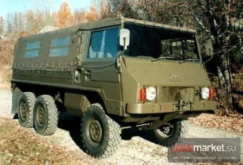 Steyr Puch Pinzgauer-712 AMB 6x6