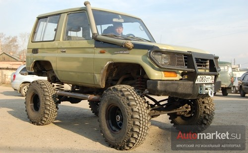 Toyota Land Cruiser LJ72