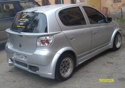 Toyota Vitz «БиксоМобиль»