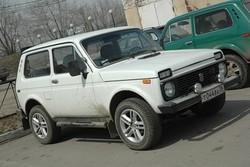 Нива ВАЗ-21213 (Niva Noah)