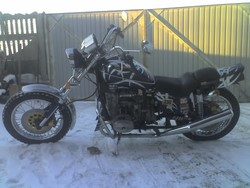 Мотоцикл «Tuning»