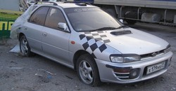 Subaru Impreza Cross Sport