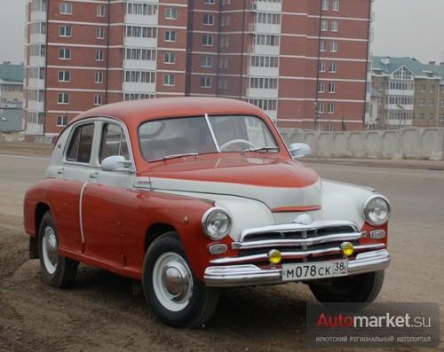 ГАЗ-20М «Победа»
