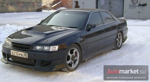Toyota Chaser jzx105