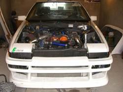 Toyota Trueno JZE86
