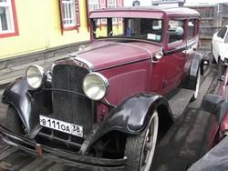 Dodge Da Sedan 1929 г. в.