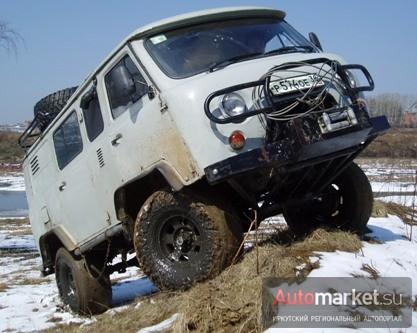 УАЗ-33909 Monster