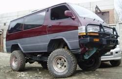 Toyota HiAce Хайс-Круизер