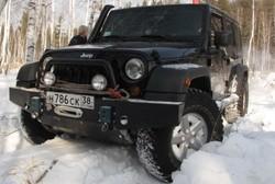 Jeep Wrangler JK Unlimited Sport «Magnum»