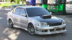 Subaru Legacy B4 RSK TB