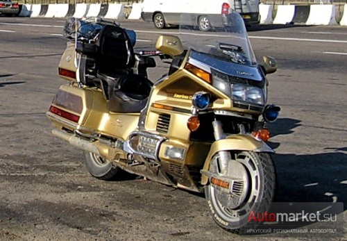 Honda GL1500 Gold Wing «Голда»
