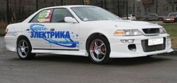 Toyota Mark II GT-Four