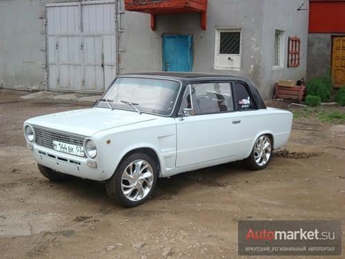 ВАЗ-2101 Купе