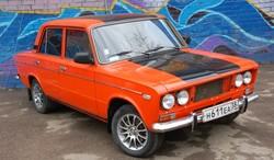 ВАЗ-2106 «Каротин»