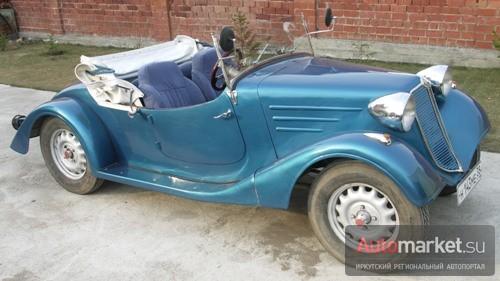 Tatra-57A Sport