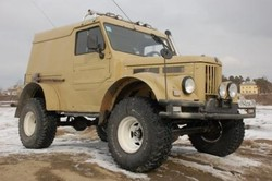 ARO M461 Jeeparo