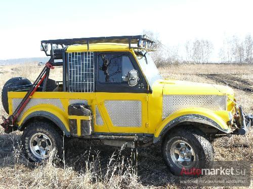 ГАЗ-69 Боливар