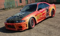 Nissan Skyline GTS