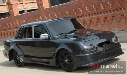 ВАЗ 2106 Batmobil