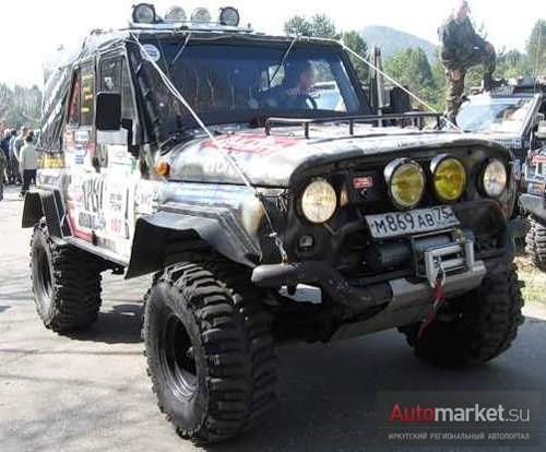 УАЗ-3151 Бешеный