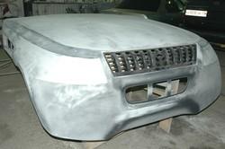 Спортивный автомобиль класса Superproduction для ралли-рейдов