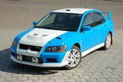 Mitsubishi Lancer Evolution 7 GT-A RS2 WRC
