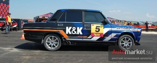 ВАЗ-2105 Turbo