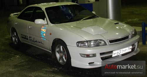 Toyota Corona Exiv 2000 GT