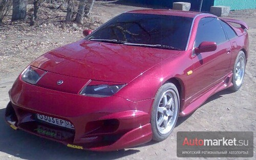 Nissan FairLady Z Red Beauty