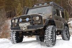 УАЗ-3159 «Барс»