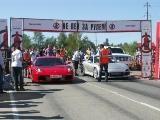 Очередной этап чемпионата по драг-рейсингу прошел в Иркутске