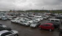 На каждую тысячу россиян приходится 238 автомобилей