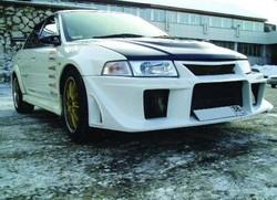 Фестиваль автотюнинга. Mitsubishi Lancer Evolution V
