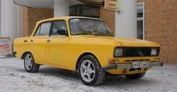 «Москвич» 2140SL