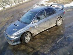 Фестиваль автотюнинга. STIхийное бедствие (Subaru Impreza WRX STi)