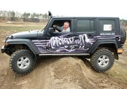 Jeep Wrangler Magnum