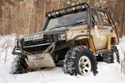 Toyota Land Cruiser 71 Надежда
