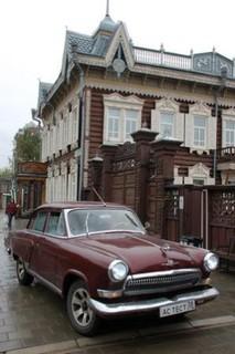 ГАЗ-21 с 1G-FE