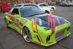 Фестиваль автотюнинга. Двойной форсаж (Toyota Supra)