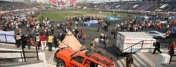 Репортаж о БайкалМоторШоу-2008
