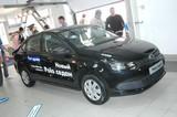 Седан Volkswagen Polo добрался до Иркутска