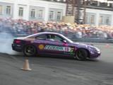 В Иркутске прошел очередной этап соревнований по дрифтингу