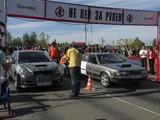 Сезон гонок на 402 метра в Иркутске завершен