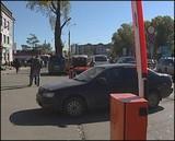 Парковка возле иркутского автовокзала стала платной