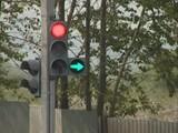 """В Иркутске появился """"умный"""" светофор для водителей"""