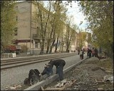 Мэр Иркутска лично проверил ход ремонта дорог в городе