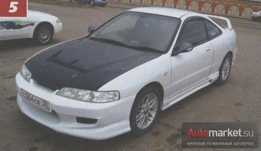 Honda Integra SIR-G