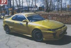 """Toyota Celica """"Золотая"""""""