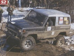 Toyota Land Cruiser HJZ73